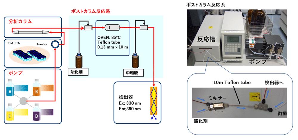 麻痺性貝毒を検出するための機器